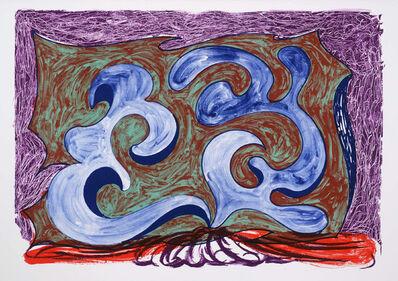 David Hockney, 'Rampant', 1991