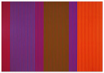 Karl Benjamin, '#14', 1977