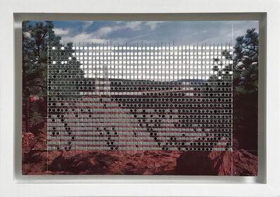 Nina Tichava, 'Borrowed Landscapes Study No.63/CO, Royal Gorge Suspension Bridge', 2017