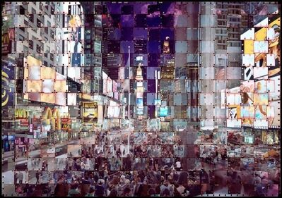 Park Seung Hoon, 'TIMES SQUARE', 2014