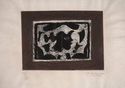 Georges Braque, 'Grecian Head'