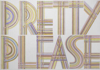 Lora Fosberg, 'pretty please', 2015