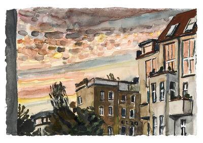 Christopher Lehmpfuhl, 'Sonnenaufgang', 2020