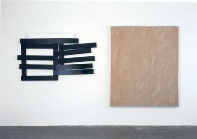 Imi Knoebel, 'Nach-Leucht-Farbe-Grun', 2012