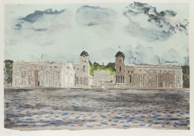Patrick Procktor, 'Greenwich', 1989