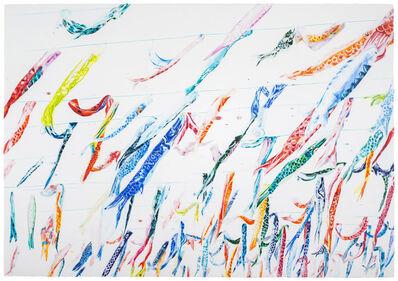 Lin-Yuan Zeng, 'Blowing Wind', 2017
