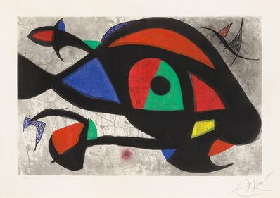 Joan Miró, 'Beluga', 1975