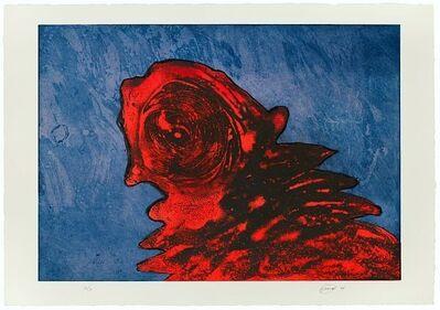 Otto Piene, 'Zyklop Rot', 1984