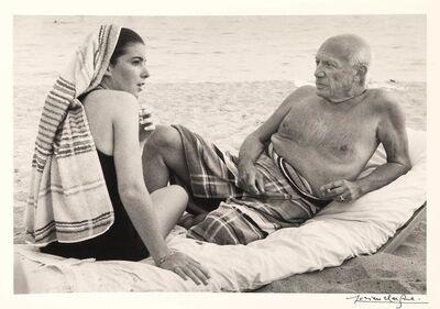 Lucien Clergue, 'Untitled portfolio of fifteen photographs', 1980s