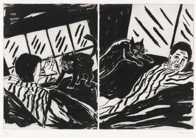 Richard Bosman, 'Revenge of the Cat', 1985