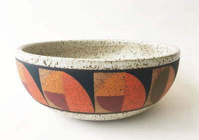 Kat Hutter, 'Painted Bowl (extra large) ', 2019