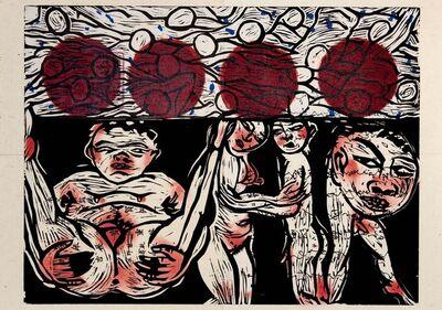 Akio Takamori, 'War', 2013