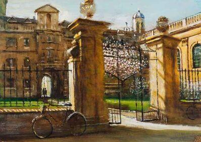 Clive McCartney, 'Blossom, Clare College, Cambridge', 2020