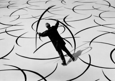 Gilbert Garcin, 'The conquest of space', 2001