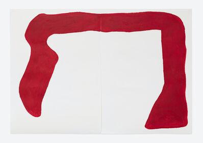 Esther Kläs, 'Spring (Red)', 2019