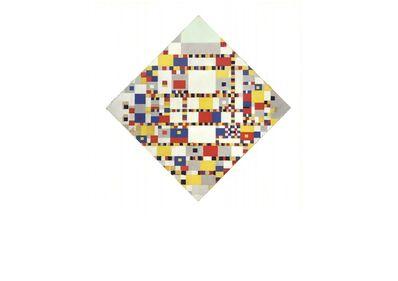 Piet Mondrian, 'Victory Boogie Woogie', Unknown
