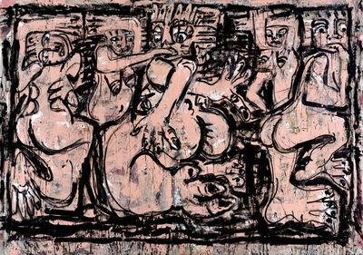 Daniel Crews-Chubb, 'Rituals (bumba and belfie pink)', 2016