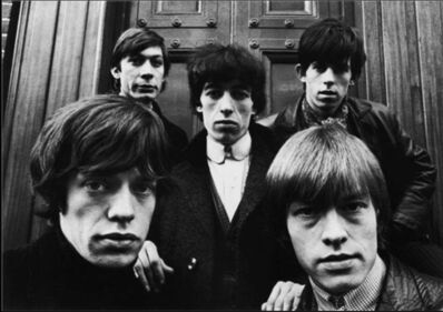 Terry O'Neill, 'The Rolling Stones', 1964