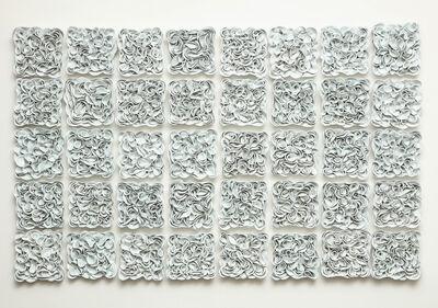 "Anat Shiftan, 'Wall ""Ruffles""', 2017"