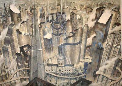 Ricardo Cinalli, 'St Paul's and the Future'