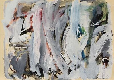 Aleksandre Bandzeladze, 'Abstraction', 1989