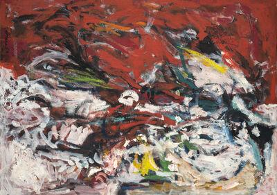 Gene Davis, 'Untitled', 1954