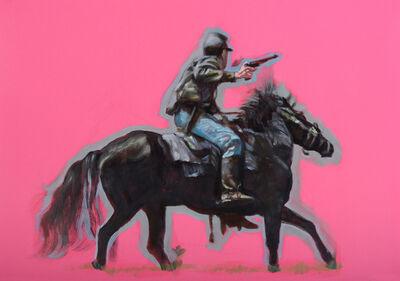 Alban Hajdinaj, 'Reenacted Realism', ca. 2015