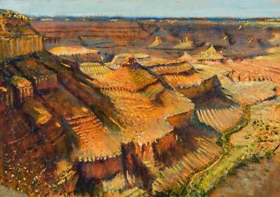 Clive McCartney, 'The Grand Canyon', 2019