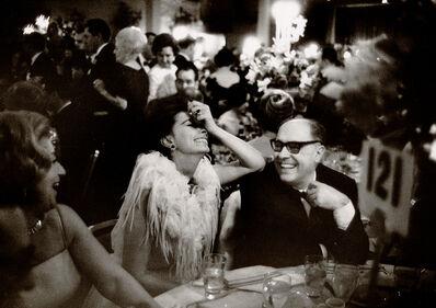 Lawrence Schiller, 'Sophia Loren & Carlo Ponti', 1962