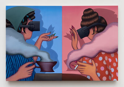 Julie Curtiss, 'States of Mind', 2021
