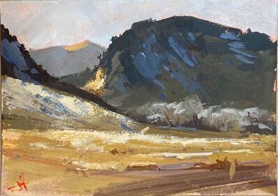 Judd Mercer, 'Foothills in Shadow', 2021