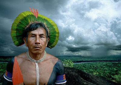 Antonio Briceño, 'Bepkororoti. Owner of Storms, Kayapó Culture, Brazil', 2006