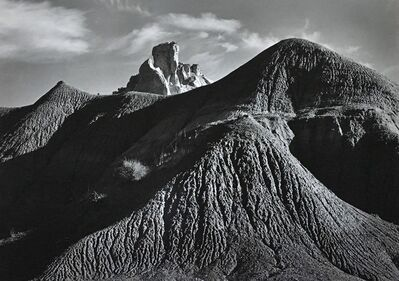 Ansel Adams, 'Ghost Ranch Hills, Northern New Mexico', 1937