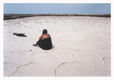 Berni Searle, 'Parched, from the Seeking Refuge series', 2008