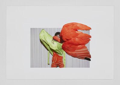 Viviane Sassen, 'Eudocimus Ruber', 2017