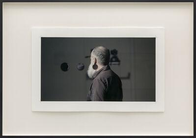 Peter Welz, 'Study for a Portrait 1 [AA Bronson] [Still]', 2019