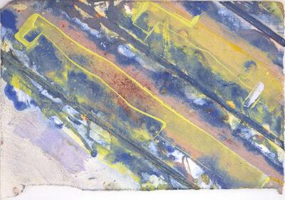 Kenneth Noland, 'Stripes', 1983