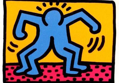 Keith Haring, 'Pop Shop II (A)', 1988
