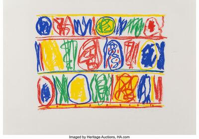 Stanley Whitney, 'Untitled', 1996