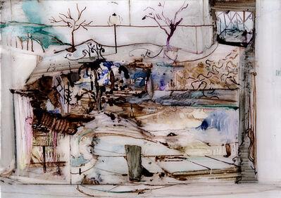 Christof Mascher, 'Enter Davud Thang', 2015