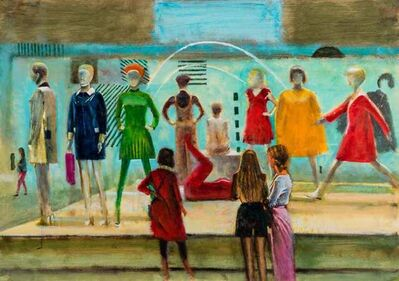 Clive McCartney, 'The Spirit of the 60s, Victoria and Albert Museum', 2019