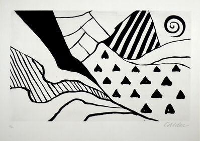 Alexander Calder, ' La Recolte (Harvest)', 1962