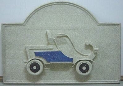 Jirí Kolár, 'Bajka automobilu', 1987