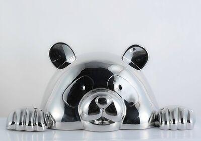 Hiro Ando, 'Hello Pandasan Silver ', 2015