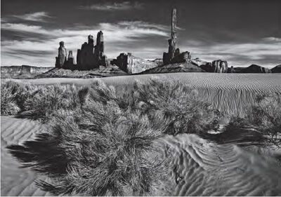 Sebastião Salgado, 'Monument Valley, Utah and Arizona', 2010