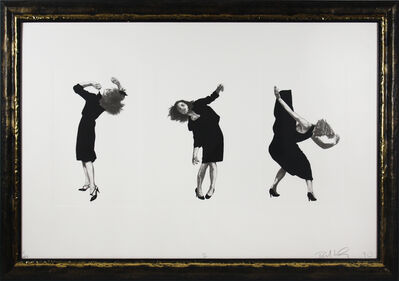 Robert Longo, 'Men in the Cities (II)', 1990
