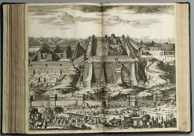 Olfert Dapper, 'Asia; oder, Genaue und grundliche Beschreibung des gantzen Syrien und Palestins, oder belobten Landes . . .', 1681