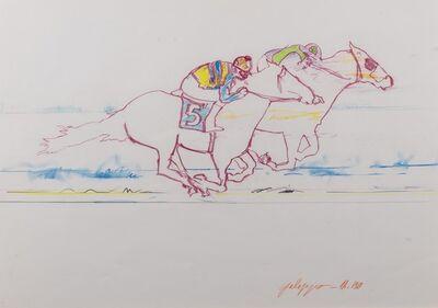Umberto Bignardi, 'Gallop', 1969