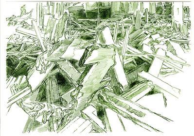 Mindaugas Lukošaitis, 'Composition 19', 2016