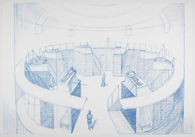 Ilya & Emilia Kabakov, 'The House of Dreams', 2005